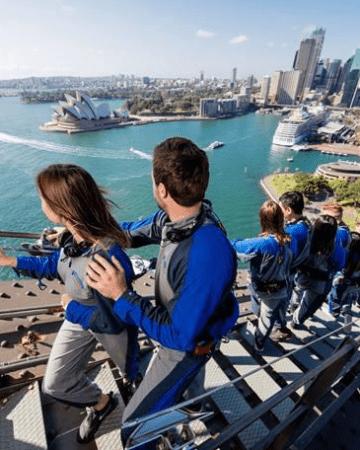 悉尼海港大橋攀登體驗